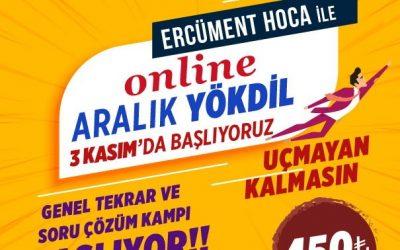2020 YÖKDİL Online